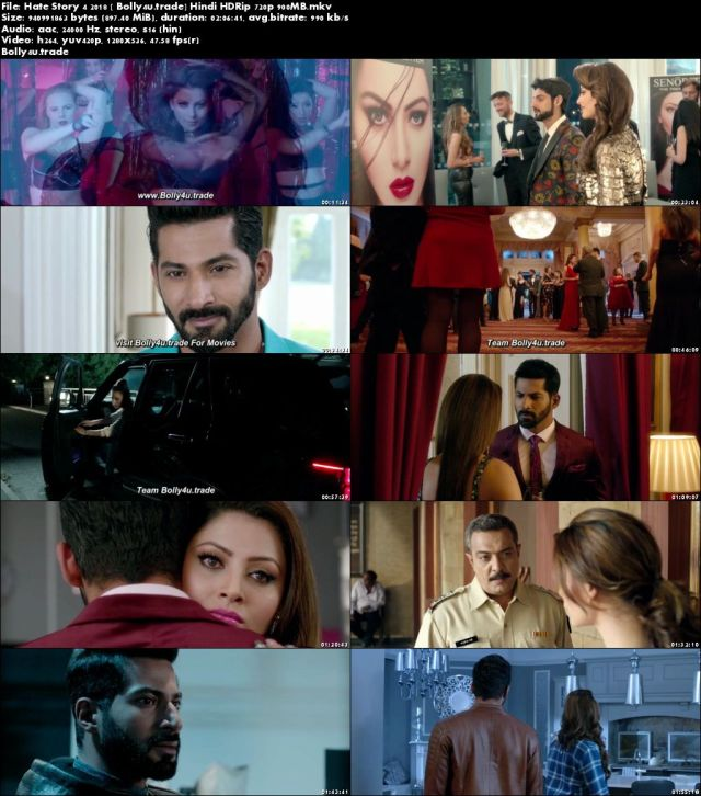 Hate Story 4 2018 HD Hindi Movie Download