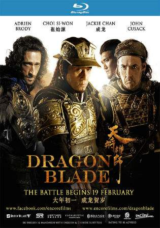 Dragon Blade 2015 BRRip 950Mb Hindi Dual Audio 720p