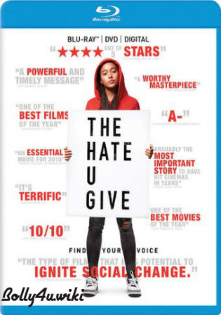 The Hate U Give 2018 BRRip 1GB Hindi Dual Audio ORG 720p ESub Watch Online Full Movie Download bolly4u