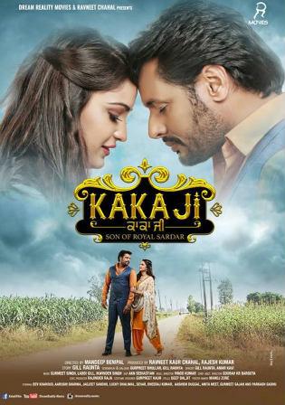 Kaka Ji Son Of Royal Sardar 2019 WEB-DL 350MB Punjabi 480p Watch Online Full Movie Download bolly4u