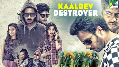 Kaaldev Destroyer 2019 HDRip 300MB Hindi Dubbed 480p Watch Online Full Movie Download bolly4u