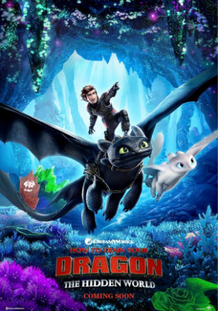How to Train Your Dragon 3 2019 HDTC 750Mb Hindi Dual Audio 720p Watch Online Full Movie Download bolly4u