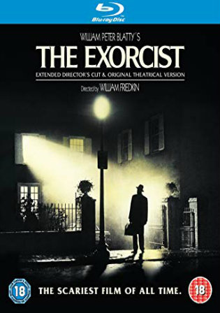 The Exorcist 1973 BluRay Extended DC Hindi Dual Audio 720p Watch Online Full Movie Download bolly4u