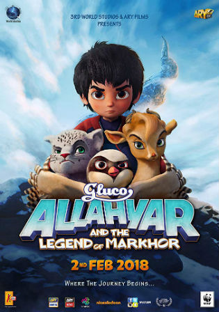 Allahyar And The Legend Of Markhor 2018 WEB-DL 650MB Urdu 720p Watch Online Full Movie Download bolly4u