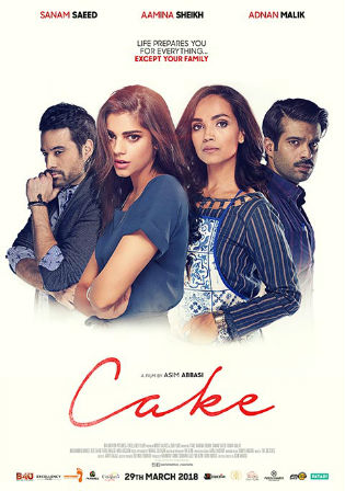 Cake 2018 WEB-DL 350Mb Urdu 480p Watch Online Full Movie Download bolly4u