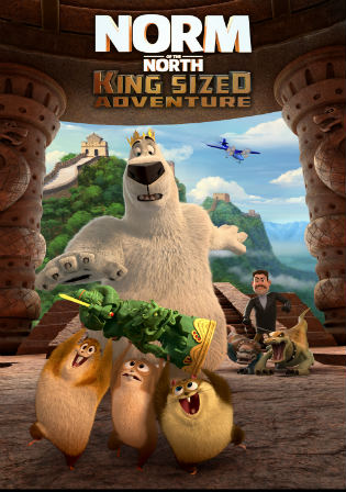 Norm of The North King Sized Adventure 2019 WEB-DL 750MB English 720p ESub Watch Online Full Movie Download bolly4u