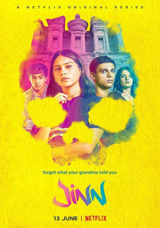 Jinn 2019 WEB-DL 1.5GB Hindi Complete S01 Download 720p Watch Online Free bolly4u