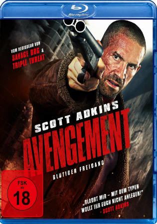 Avengement 2019 BRRip 250MB Engish 480p ESub Watch Online Full Movie Download bolly4u