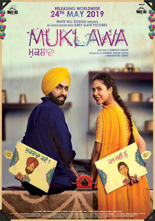 Muklawa 2019 HDRip 300Mb Punjabi 480p Watch Online Full Movie Download bolly4u