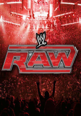 WWE Monday Night Raw HDTV 480p 350MB 08 July 2019 Watch Online Free Download bolly4u