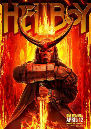 Hellboy 2019 WEB-DL 300MB Hindi Dual Audio ORG 480p ESub Watch Online Full Movie Download bolly4u