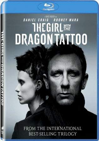 The Girl With The Dragon Tattoo 2011 BRRip Hindi Dual Audio 720p Watch Online Full Movie Download bolly4u