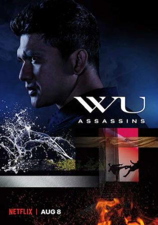 Wu Assassins 2019 WEB-DL 1.4GB S01 Hindi Dual Audio Complete Download 720p Watch Online Full Movie Download bolly4u