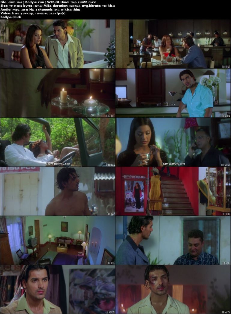 Jism 2003 WEB-DL 300Mb Full Hindi Movie Download 480p