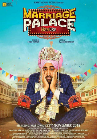 Marriage Palace 2018 WEB-DL 950Mb Punjabi 720p Watch Online Full Movie Download bolly4u