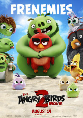 The Angry Birds Movie 2 2019 HDTS 600Mb Hindi Dual Audio 720p Watch Online Full Movie Download bolly4u