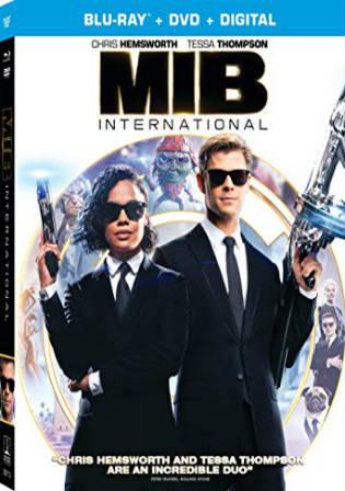 Men in Black International 2019 BRRip 300MB English 480p ESub Watch Online Full Movie Download bolly4u