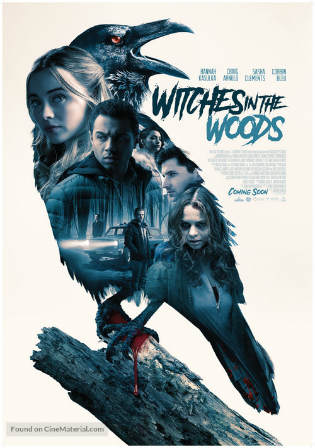 Witches in The Woods 2019 WEB-DL 750MB English 720p Watch Online Full Movie Download bolly4u