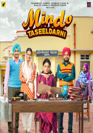 Mindo Taseeldarni 2019 WEB-DL 300Mb Punjabi 480p Watch Online Full Movie Download bolly4u