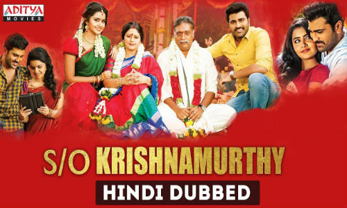 S O Krishnamurthy 2019 HDRip 300Mb Hindi Dubbed 480p Watch Online Free Download bolly4u