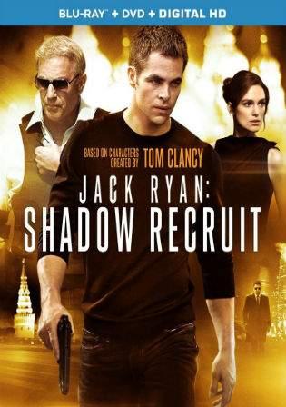 Jack Ryan Shadow Recruit 2014 BRRip 750MB Hindi Dual Audio 720p Watch Online Full Movie Download bolly4u