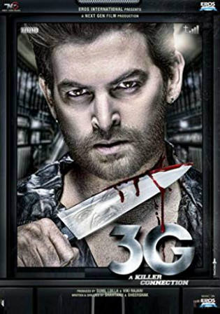 3G A Killer Connection 2013 HDRip 850Mb Full Hindi Movie Download 720p Watch Online Free bolly4u
