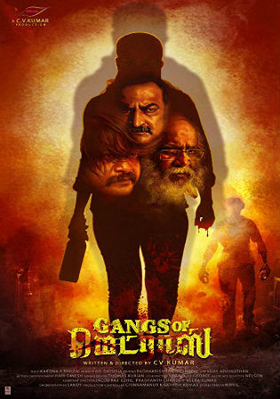Gangs Of Madras 2019 HDRip 950MB Hindi Dubbed 720p Watch Online Full Movie Download bolly4u