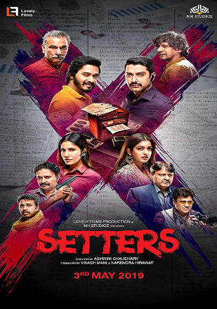 Setters 2019 WEB-DL 850Mb Full Hindi Movie Download 720p Watch Online Free bolly4u