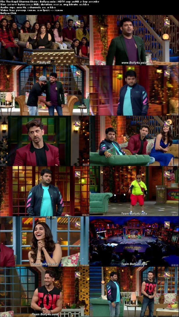 The Kapil Sharma Show HDTV 480p 200MB 28 September 2019 Download