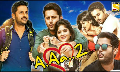 A.. Aa... 2 2019 HDRip 850MB Hindi Dubbed 720p Watch Online Full Movie Download bolly4u