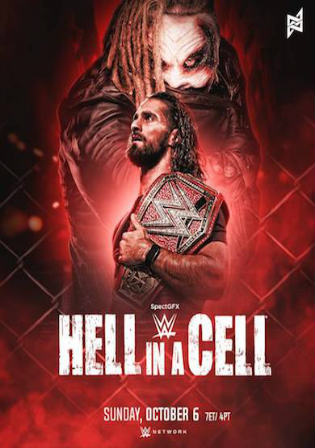 WWE Hell In A Cell 2019 PPV HDTV 480p 550MB 06 October 2019 Watch Online Free Download bolly4u