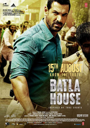Batla House 2019 WEB-DL 400MB Full Hindi Movie Download 480p Watch Online Free bolly4u