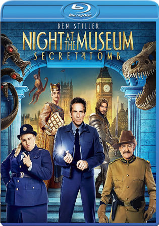 Night At The Museum Secret Of The Tomb 2014 BluRay 300Mb Hindi Dual Audio 480p Watch Online Full Movie Download bolly4u