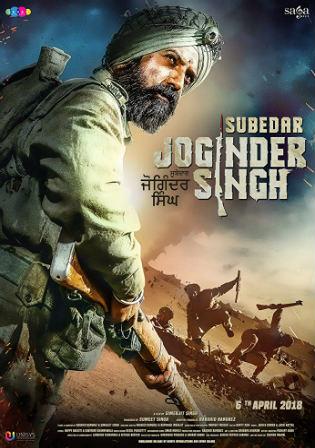 Subedar Joginder Singh 2018 WEB-DL 400MB Punjabi 480p Watch Online Full Movie Download bolly4u