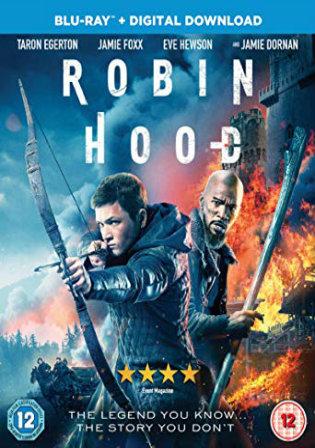 Robin Hood 2018 BluRay 400MB Hindi Dual Audio 480p Watch Online Full Movie Download bolly4u