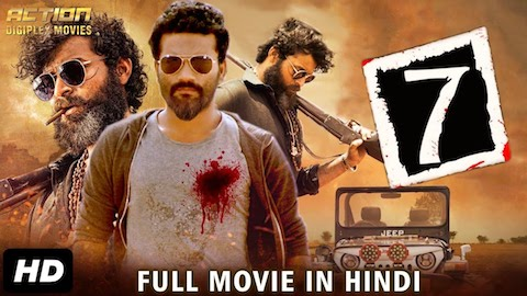 7 (2019) HDRip 950Mb Hindi Dubbed 720p Watch Online Full Movie Download bolly4u