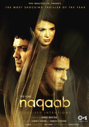 Naqaab 2007 WEB-DL 300Mb Full Hindi Movie Download 480p Watch Online Free bolly4u