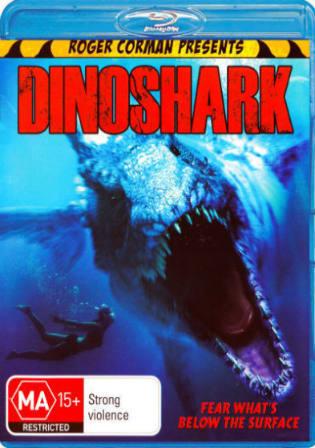 Dinoshark 2010 BluRay 900Mb Hindi Dual Audio 720p Watch Online Full Movie Download bolly4u