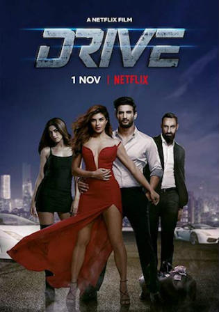 Drive 2019 WEBRip 850MB Full Hindi Movie Download 720p Watch Online Free bolly4u