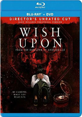 Wish Upon 2017 BluRay 300MB UNRATED Hindi Dual Audio 480p Watch Online Full Movie Download bolly4u