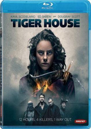 Tiger House 2015 BluRay 1.1GB Hindi Dual Audio 720p Watch Online Full Movie Download bolly4u