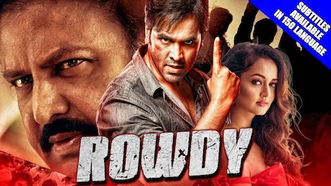 Rowdy 2019 HDRip 650MB Hindi Dubbed 720p Watch Online Full Movie Download bolly4u