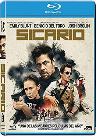 Sicario 2015 BluRay 400MB Hindi Dual Audio 480p ESub Watch Online Full Movie Download bolly4u