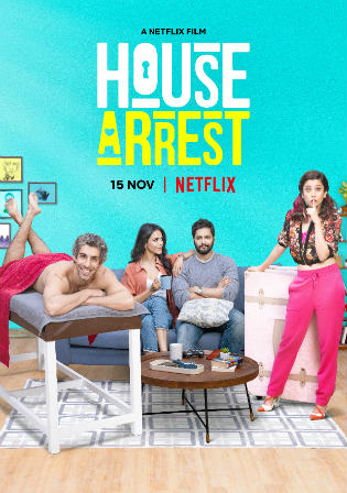 House Arrest 2019 WEB-DL 300Mb Full Hindi Movie Download 480p Watch Online Free bolly4u