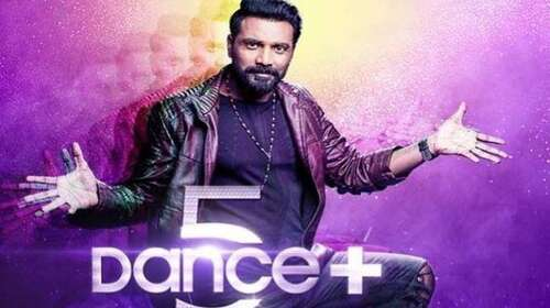 Dance Plus 5 HDTV 480p 200Mb 17 November 2019 Watch online free Download bolly4u