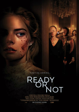 Ready or Not 2019 BluRay 300MB English 480p ESub Watch Online Full Movie Download bolly4u