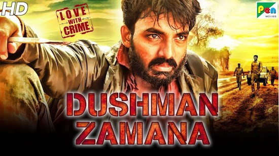 Dushman Zamana 2019 HDRip 300Mb Hindi Dubbed 480p Watch Online Full Movie Download bolly4u