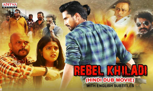 Rebel Khiladi 2019 HDRip 750MB Hindi Dubbed 720p Watch Online Free Download bolly4u