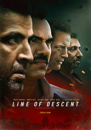 Line of Descent 2019 WEB-DL 300MB Hindi 480p Watch Online Full Movie Download bolly4u
