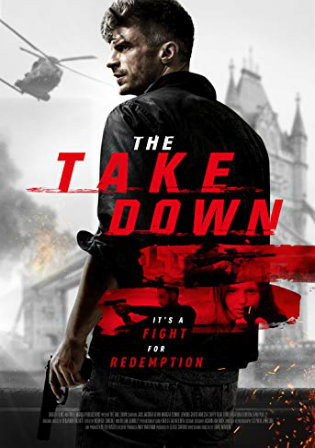 The Take Down 2017 BRRip 750Mb Hindi Dual Audio 720p Watch Online Full Movie Download bolly4u